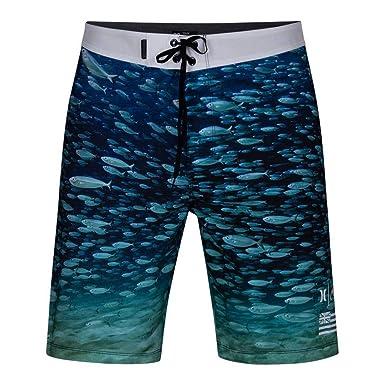 94fde1fe6c Amazon.com: Hurley Men's Clark Little Phantom Underwater 20 ...