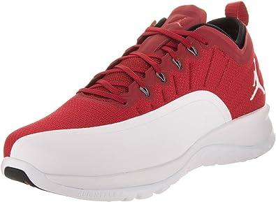 zapatos nikes yordan rojo
