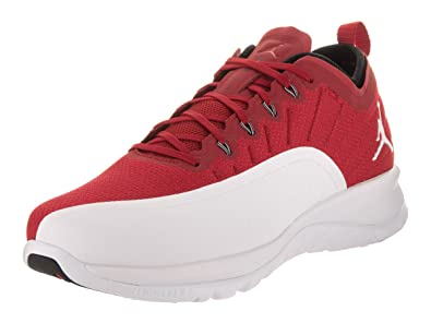 0f9c45bb954a1b Image Unavailable. Image not available for. Color  Jordan Nike Mens Trainer  Prime Gym Red White Black Training Shoe ...