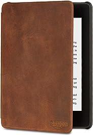 Capa de couro premium para Kindle Paperwhite (10ª Geração não compatível com as versões anteriores do Kindle Paperwhite)