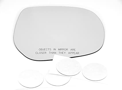 Glass Lens Fits 04-09 Amanti Right Passenger Convex Mirror w//adhesive USA
