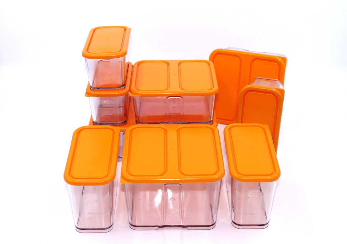 Clever Lock latas Set 22 piezas: Amazon.es: Hogar