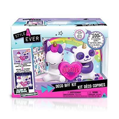Danawares Style 4 Ever Deco BFF Kit Age/Grade 6+: Toys & Games