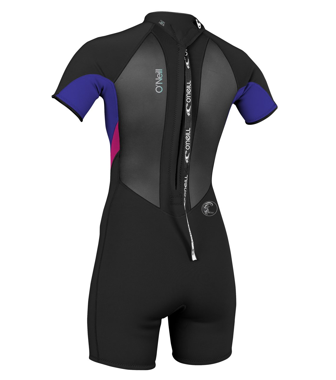 Amazon.com  O Neill Wetsuits Womens 2 1 mm Bahia Short Sleeve Spring Wetsuit   Sports   Outdoors ed140a35d