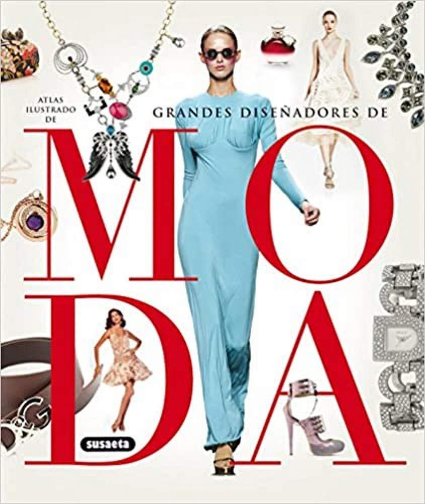 Moda (Atlas ilustrado de los grandes diseñadores): Amazon.es: Vigué, Jordi: Libros