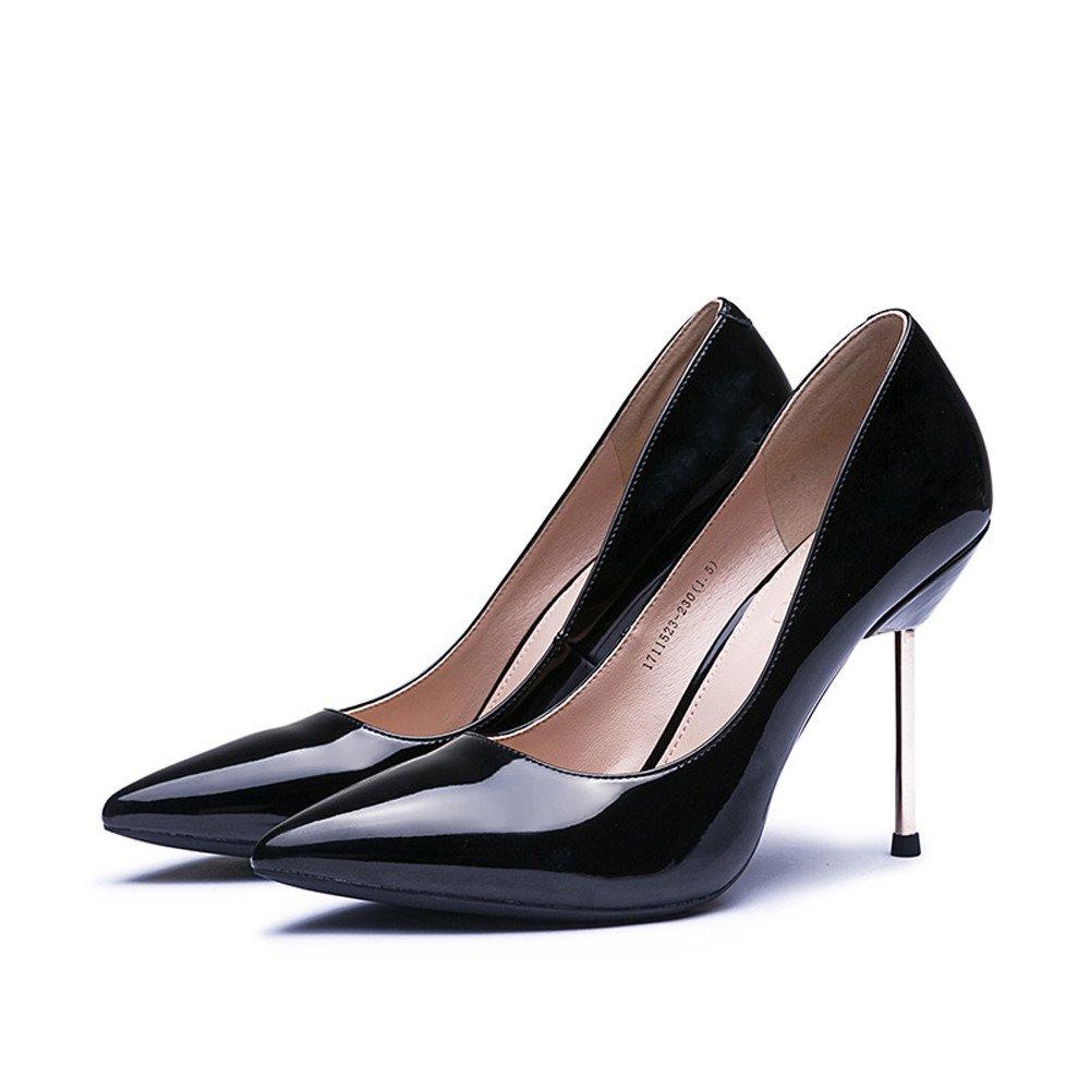 XZGC Modische Sexy High Heels Heels Heels Patentierte Stiletto Heels c48b1b