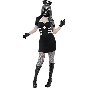 Traje Halloween Enfermera - M (ES 40/42) | Disfraz Enfermera ...