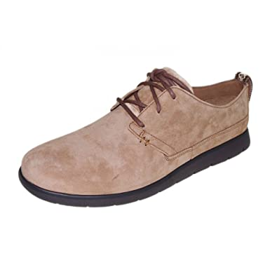 63ff5b2bfdd UGG Men's Bowmore Chestnut Suede Oxford 13 D (M): Amazon.co.uk ...