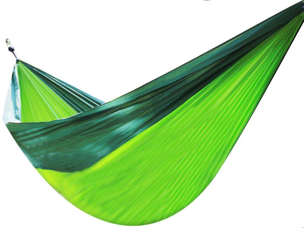 preferenziale MONEYY Il Paracadute amache amache amache Outdoor Camera Doppia dormitorio dormitorio Ultra-Leggero Nylon Travel Swing, (D) 250  130  trova il tuo preferito qui
