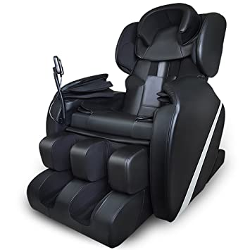 FocRelaxer Full Body Zero Gravity Shiatsu Electric Best Massage Chair  Chairs Recliner With Foot Roller/