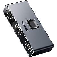 Baseus Matrix HDMI Çoklayıcı-Uzay Gri