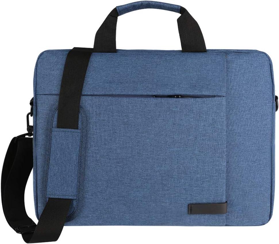 Navy Blue 15.6 inch Laptop Bag for HP 250 255, Chromebook, EliteBook, Omen, Pavilion, ProBook, Spectre 14 to 15.6 inch