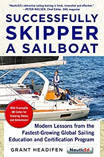 product image for Successfully Skipper a Sailboat: Modern Lessons From the Fastest-Growing Global Sailing Education and Certification Program