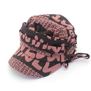 Gorras Newsboy Hombre Algodón Color De Impresión Sombrero Del ...