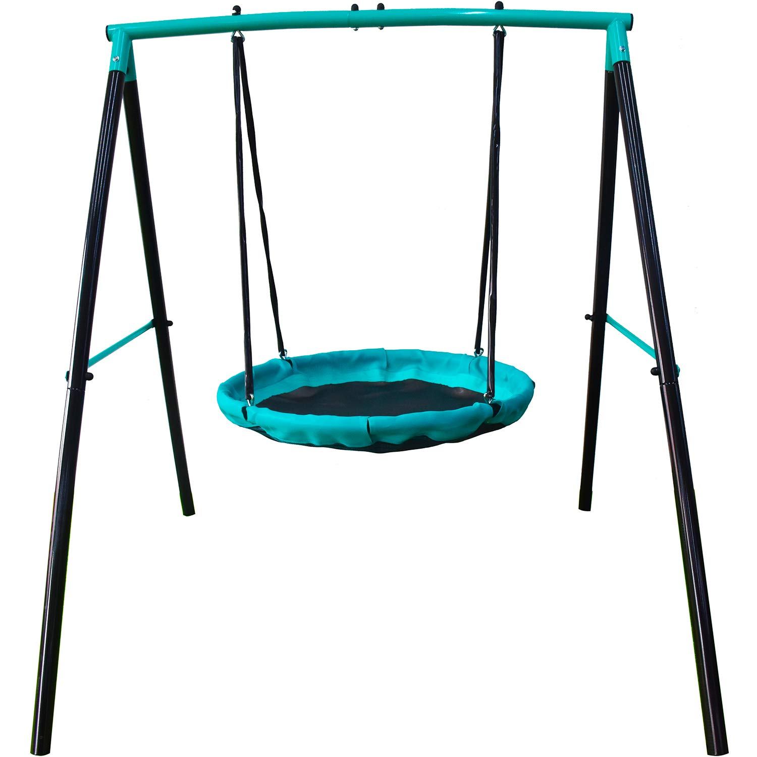 Jump Power UFO Swing Set for 1 or 2 Children, Kids and Toddlers For Fun in Your Backyard ''ASTM Safety Approved'' by JUMP POWER