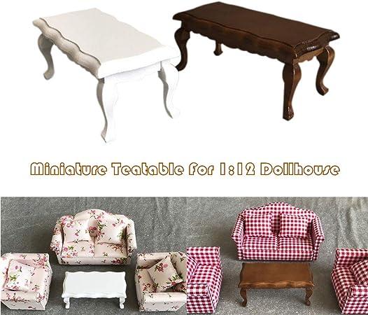 Hacer que la Casa de Muñecas Muebles en escala 1//12th Libro Nuevo