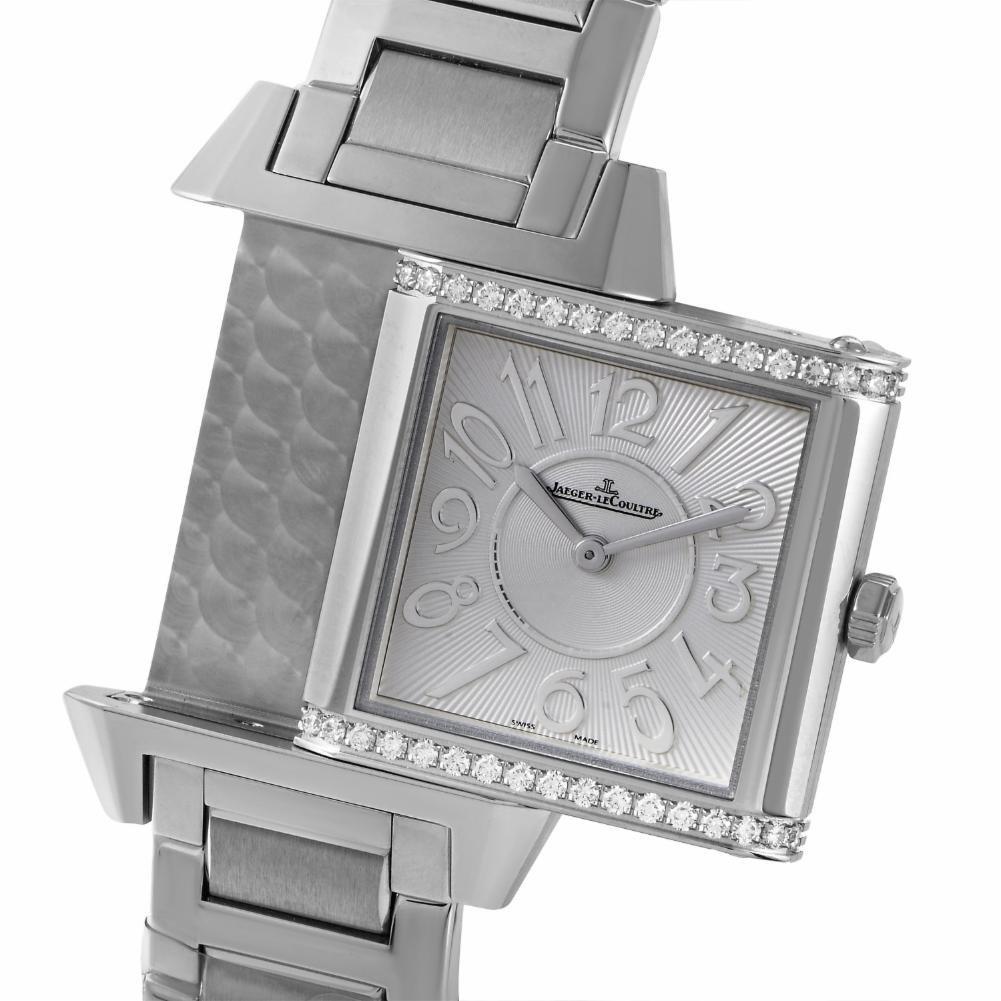 Jaeger LeCoultre Reverso Squadra cuarzo mujer reloj q7038120 (Certificado) de segunda mano: Jaeger LeCoultre: Amazon.es: Relojes