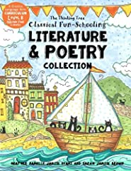 This Classical Fun-Schooling Journal brings the delightful world of stories, rhyme and verse to elementary readers. Creative students will enjoy the whimsical coloring pages that accompany each poem, as well as creating their own illustration...