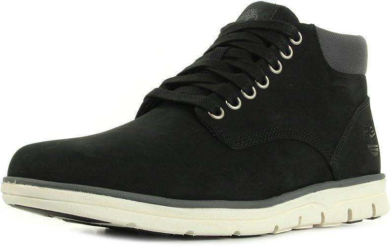 apuntalar Hamburguesa El diseño  Timberland Men's Bradstreet Leather Sensorflex Chukka: Amazon.co.uk: Shoes  & Bags