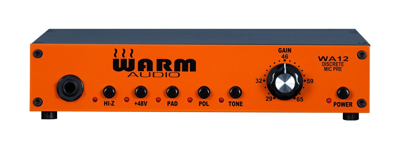 WA12 500 Series Microphone Preamp by Warm Audio