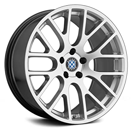 amazon beyern spartan wheel with hyper silver finish 18 x8 5 BMW M4 amazon beyern spartan wheel with hyper silver finish 18 x8 5 5x120mm automotive