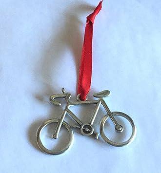 road bike bicycle ornament road bike ornament handmade road bike ornaments decorations unique - Bicycle Christmas Ornament