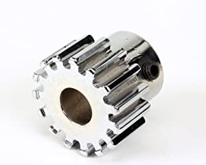 Apw Wyott 85030 15 Tooth 3/8 Bore Gear