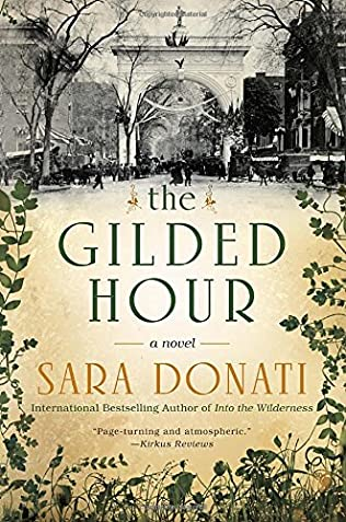 book cover of The Gilded Hour