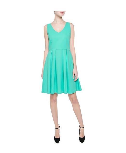94e4523744 Kocca Abito Vestito Corto Fiocco Dietro Donna Primavera Estate BOSAJ Dress  (S)