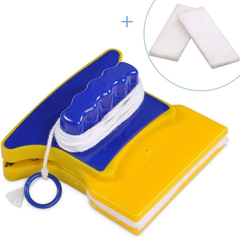 Limpiador de Ventana Magnético Limpiaparabrisas para Limpieza de Cristales Herramientas de Limpieza: Amazon.es: Hogar