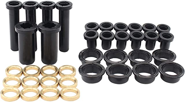 Fits POLARIS XPLORER 250 400 4X4 2001 2002 STEERING POST BUSHINGS KIT