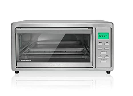 kenmore toaster oven user manual