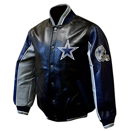 competitive price a3f29 63cc2 Dallas Cowboys Defense Jacket