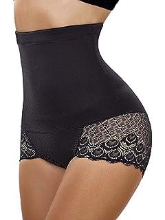265fa079a772 SEMIR Womens Body Shaper High Waist Tummy Control Shapewear Panty Slim  Waist Trainer