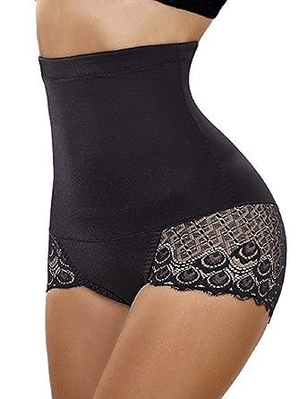 04852024f Womens Shapewear Underwear Waist Cincher Shapermint Panty High Waisted  Thong Girdle Tummy Control Body Shaper for