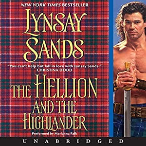 The Hellion and the Highlander Hörbuch