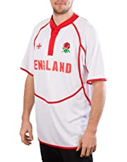 Rugby Nation 100% Polyester Rugby Shirt Great for Everyday Wear, and Playing Rugby Available in Sizes from (XS-XXXL)