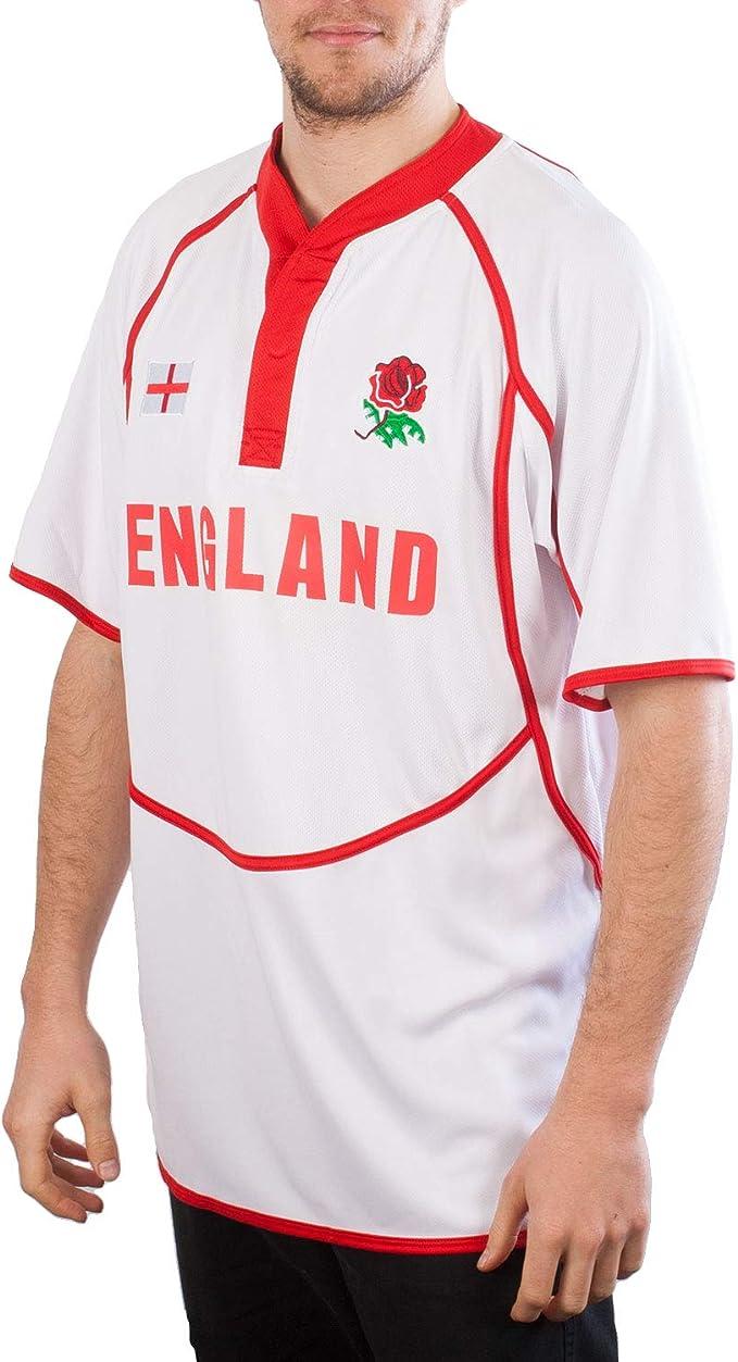 Rugby Nation - Camiseta Deportiva - para Hombre: Amazon.es ...