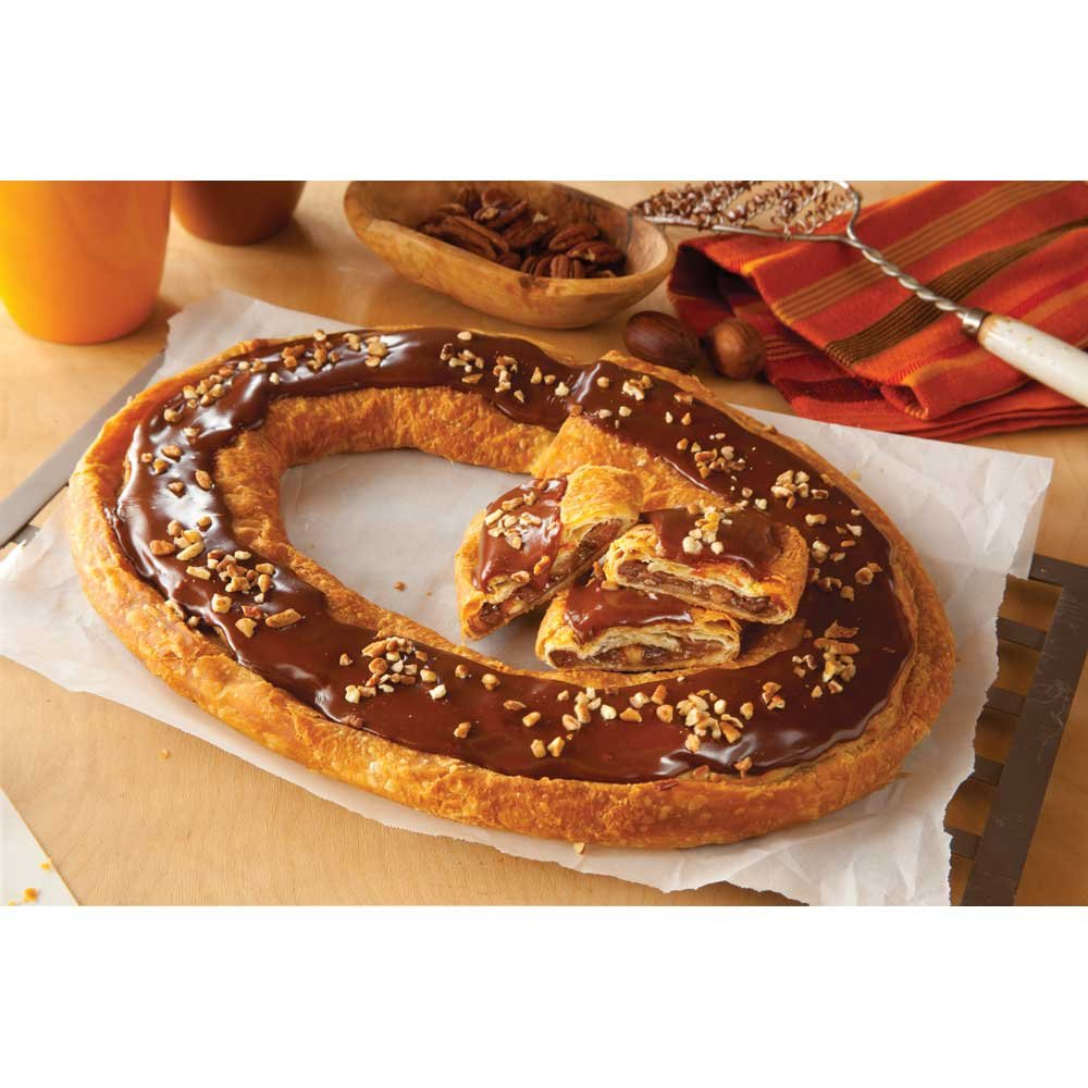 O & H Danish Kringle, Turtle Flavor