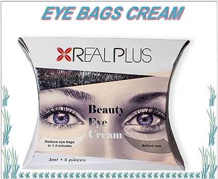 Anti arrugas Ojo bolsa crema. efecto inmediato. Reduce y