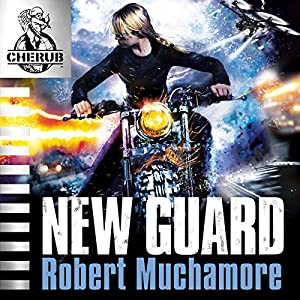 Cherub: New Guard Audiobook