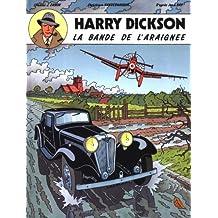 Harry Dickson 01  La bande de l'araignée