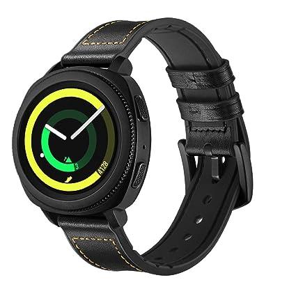 Amazon.com : Joberry Samsung Gear Sport/S4 Smart Watch Band ...
