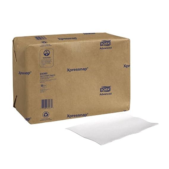 Tork DX990 avanzada Plus Xpressnap Interfold de papel dispensador de servilletas, color blanco, Pack de 12: Amazon.es: Bricolaje y herramientas