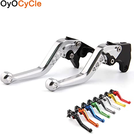 Motocross CNC Clutch Brake Levers For Kawasaki ZX6R//636//Z750R//ZX10R//Z1000