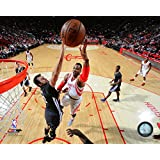 "Dwight Howard Houston Rockets 2014-2015 NBA Action Photo (Size: 8"" x 10"")"