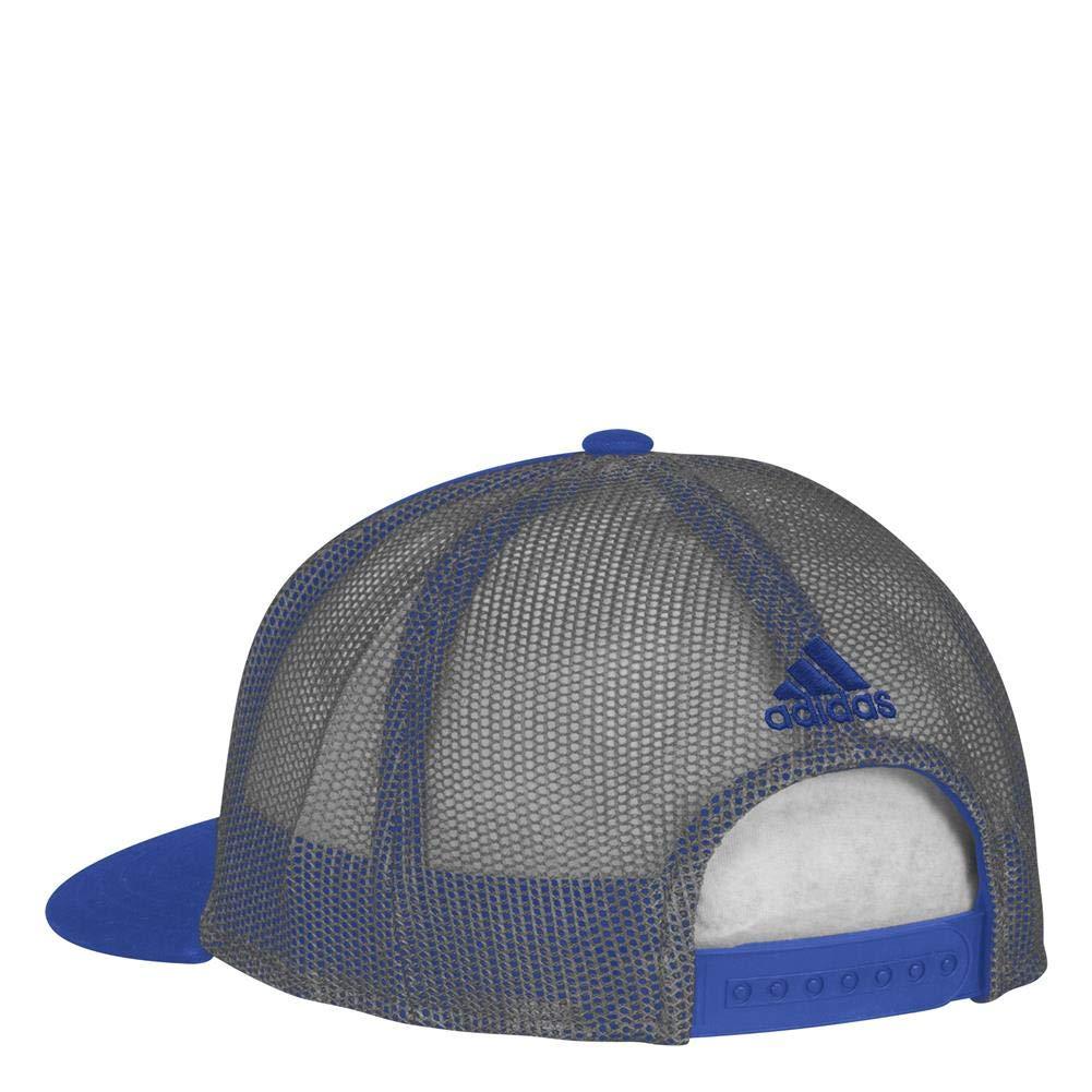 61c222eaee4 Amazon.com   adidas New York Rangers NY Men s Trucker Hat NHL Meshback Cap    Sports   Outdoors