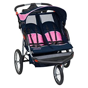 Amazon.com: Trend doble Jogger carriola de bebé, Hanna ...