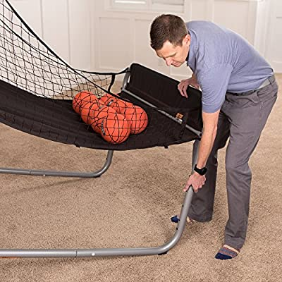 Lifetime 90648 Double Shot Deluxe Indoor Basketball Hoop Arcade Game : Sports & Outdoors