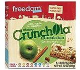 Peanut Free Oat, Apple & Cinnamon Chewy Crunchola Granola Bar 7.2oz
